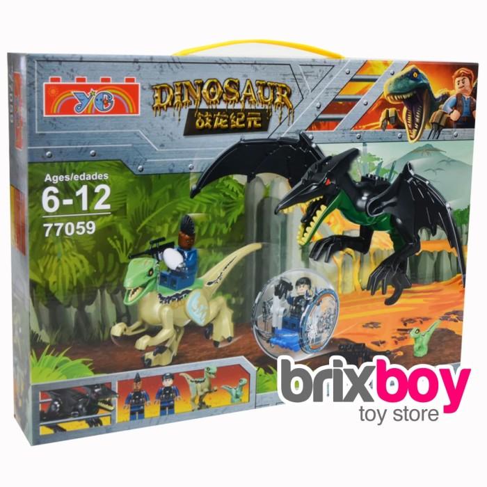 Jual Mainan Lego Jurassic World Cek Harga Di Priceareacom