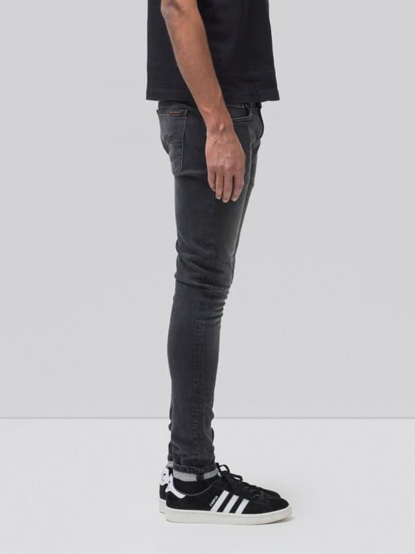 fb55a06244a0e Jual Nudie Jeans Skinny Lin Black Movement - DKI Jakarta - Denim ...