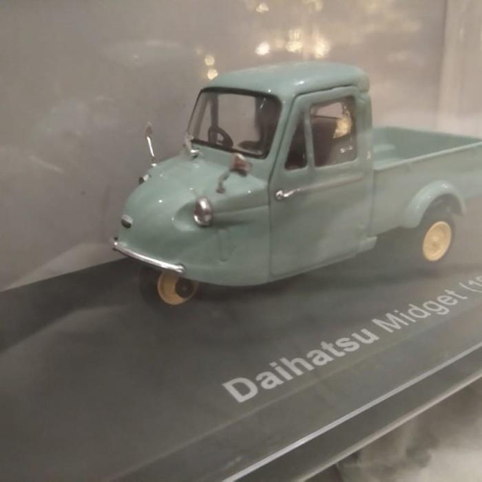 Jual Hachette Japan Skala 43 Bemo Daihatsu Midget Kota Bogor