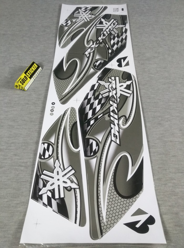 harga Striping sticker variasi motor yamaha rx king grafis -4 Tokopedia.com