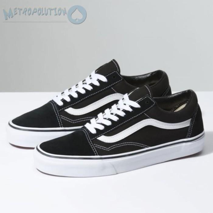 Jual Sepatu Vans Old Skool Classic Skate Suede Premium Quality White ... 0d01614e31