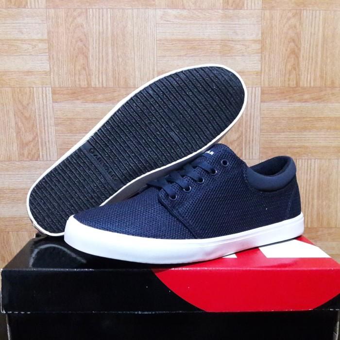 Jual Sepatu Airwalk Evolution Original   Casual   Sneakers   Navy ... 2ac80022a5
