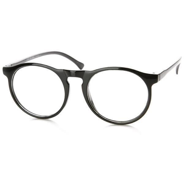 Jual Terlaris Indi Retro Round Clear Lens Fashion Glasses 14977 L Harga Rp 47.000
