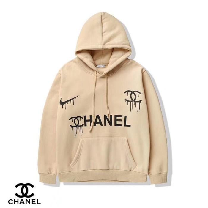 chanel x nike hoodie