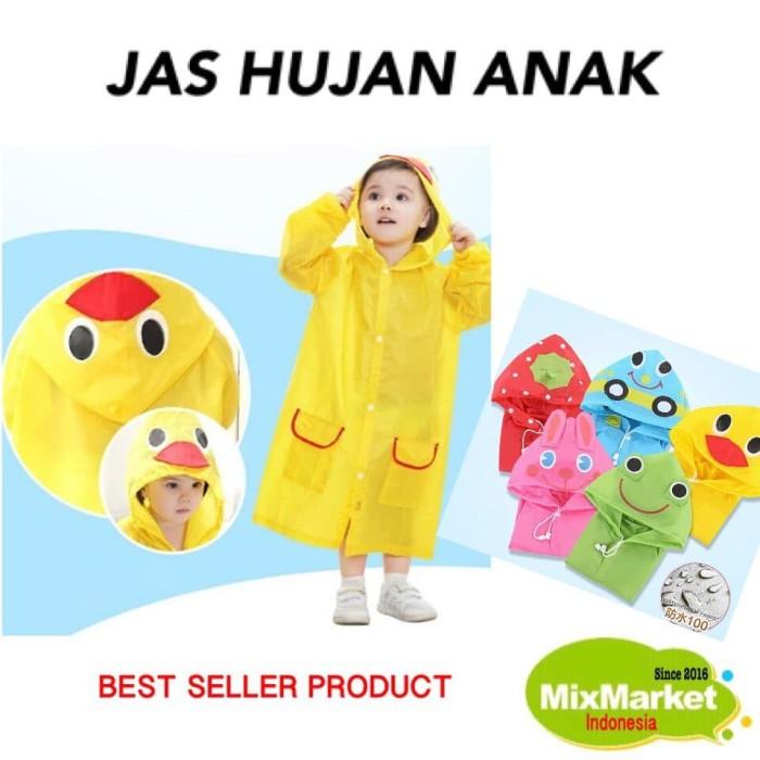 Jas hujan anak funny raincoat anak