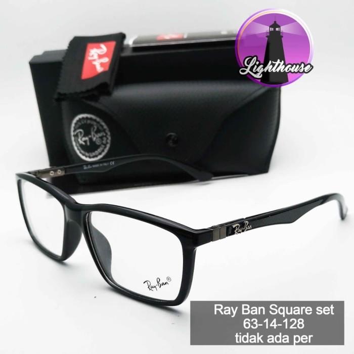 Jual frame kacamata gaya kantor resmi pria wanita cewe cowo murah ... f7fe50fc22