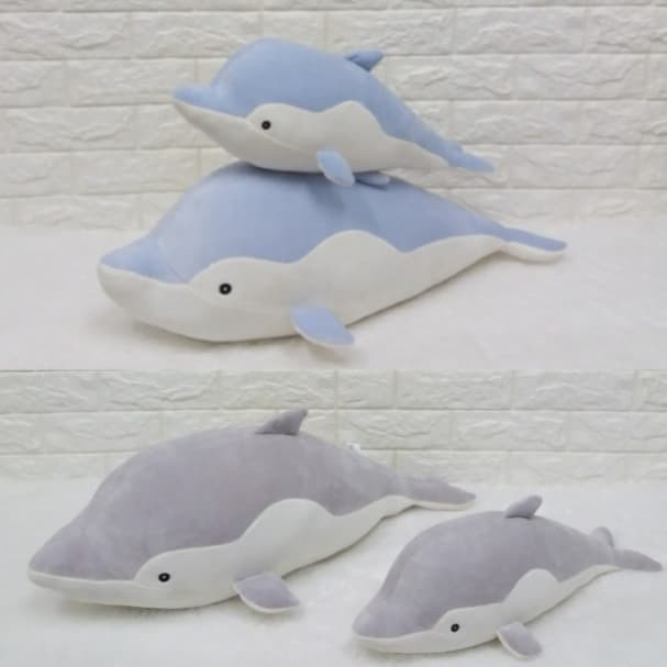 Jual Boneka Dolphin   Boneka Lumba - Lumba Soft Halus Lembut  a16c7e2c37