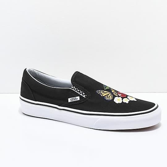 71d02cc8cd Jual Sepatu Wanita Vans Slip On