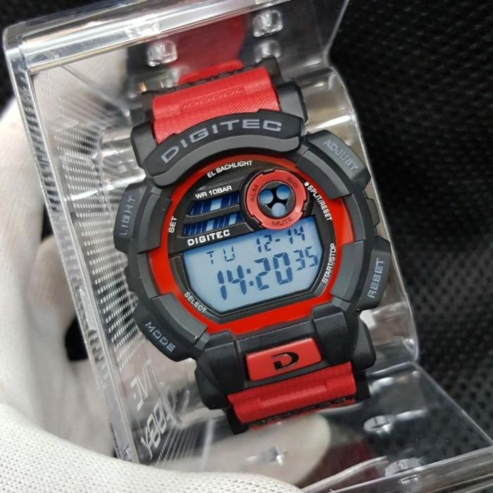 Jam Tangan Pria Digitec DG-2079 Original 7533