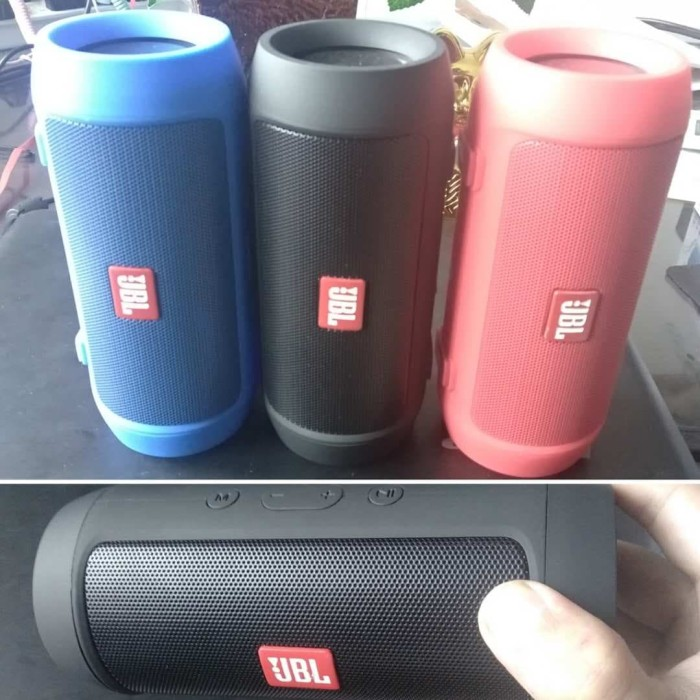 harga Speaker bluetooth portable charge mini jbl j006 dua woofer Tokopedia.com