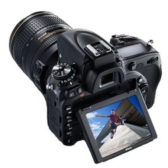 KAMERA NIKON D750 KIT 24-120mm WIFI - FREE Accessories