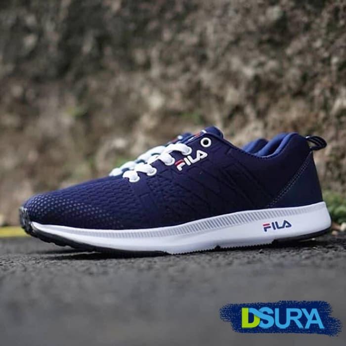 Jual Sepatu Fila X Runner 35 - Fashion Olahraga Sneaker Running ... 9ab640007b