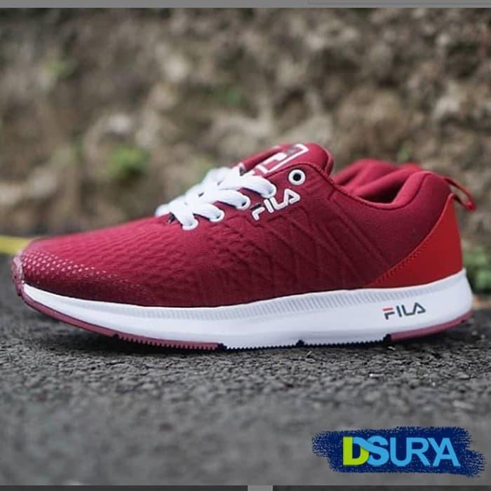 Jual Sepatu Fila X Runner 33 - Fashion Olahraga Sneaker Running ... 56573d2a65