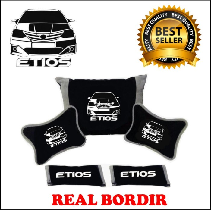 Foto Produk Bantal Mobil ETIOS VALCO Headrest Mobil GOD0028 dari Bantal Mobil Supplier