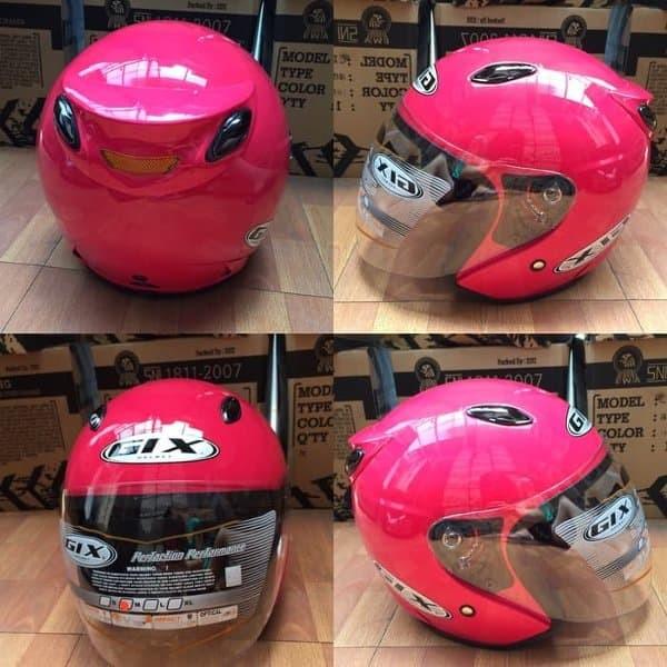Katalog Helm Gix Centro Pink Hargano.com .