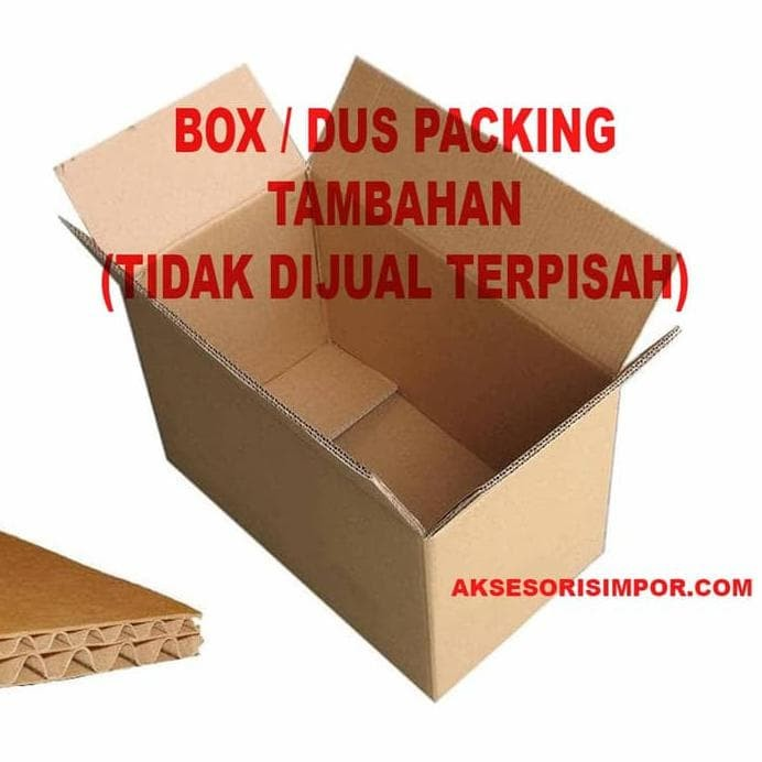 Jual Box Kardus Dus Kerdus Packing Tambahan Aksesoris Kota Medan Brand Siti Tokopedia