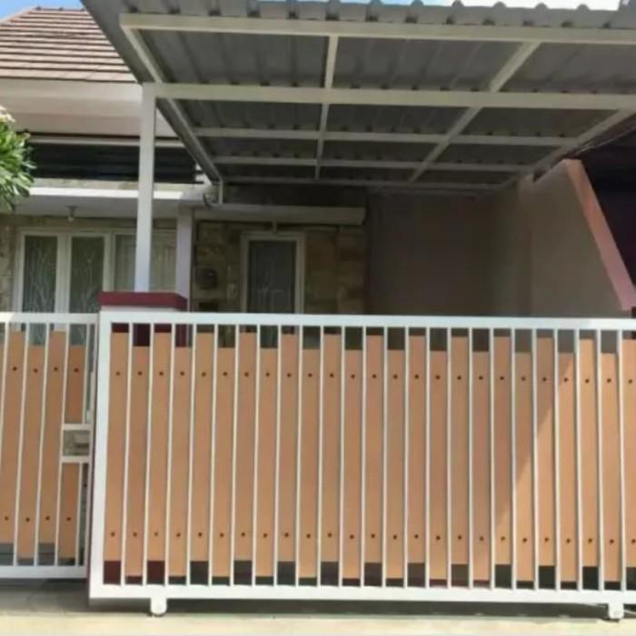 Jual Pagar Minimalis Grc Kota Tangerang Selatan Jaya Las Bintaro Tokopedia