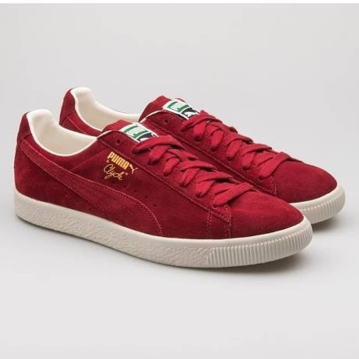 official photos 0618e 60cdd Jual puma clyde from the archive red dahlia - DKI Jakarta - melshop  original product | Tokopedia