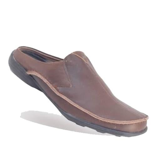 Jual sandal sepatu kulit pria brandid Cevany  0c9f7e9795