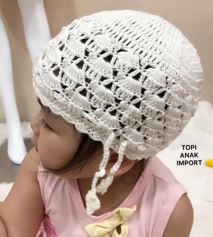 Jual Topi Anak Rajut Topi Bayi Knitted Hat Baby Hat Import Dki