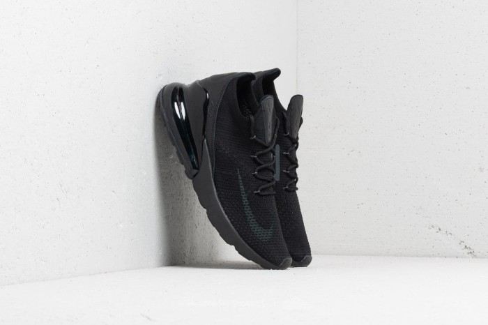 newest c237a 62b5d Jual Sepatu Nike Air Max 270 Flyknit Triple Black Hitam - DKI Jakarta -  Velmond Store | Tokopedia