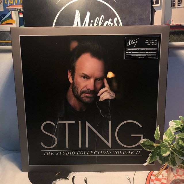 harga Sting - studio collection ii boxset (vinyl / piringan hitam) Tokopedia.com
