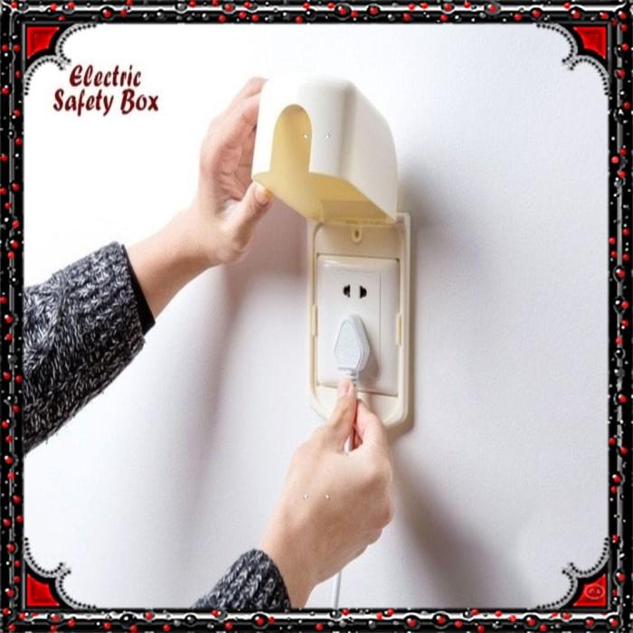 Electric Safety Box (Kotak pengaman stop kontak)