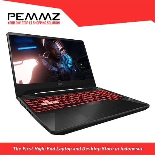 harga Asus tuf gaming fx505gd - i7501t | i7-8750h | gtx1050 4gb | red fusion Tokopedia.com