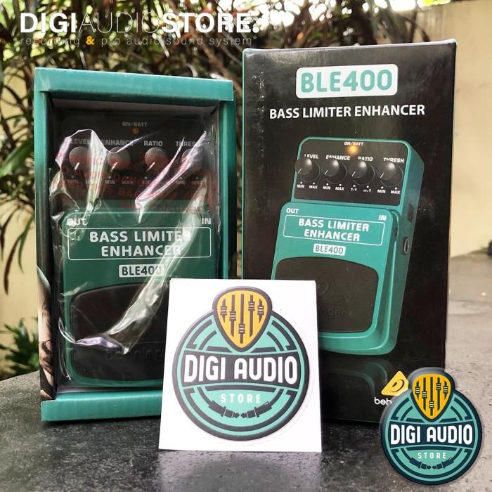 harga Behringer ble400 bass stompbox efek pedal limiter enhancer [ ble 400 ] Tokopedia.com