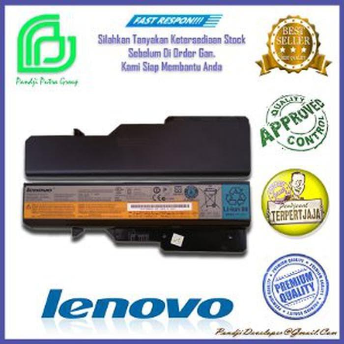 Baterai Original Lenovo Ideapad G460 Z460 Z470 Z465 B470 B570 G560 G