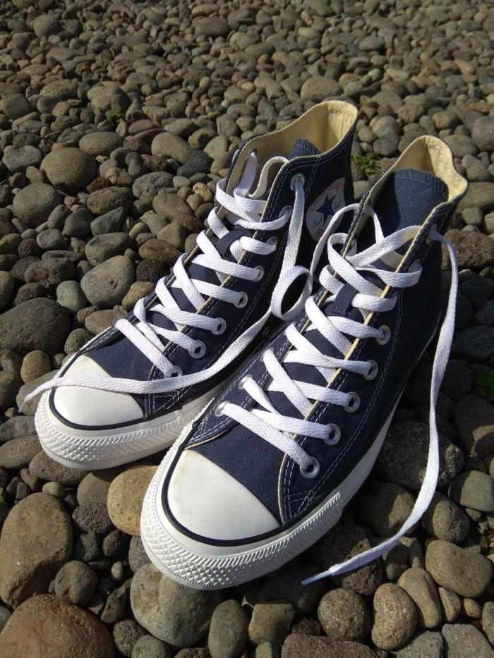 Sepatu Converse CT High Navy M9622C
