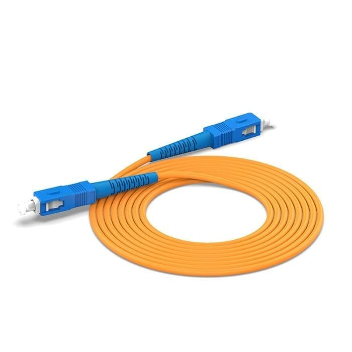 harga Vention iga 10m kabel fiber optic patch cord sc sc simplex singlemode Tokopedia.com