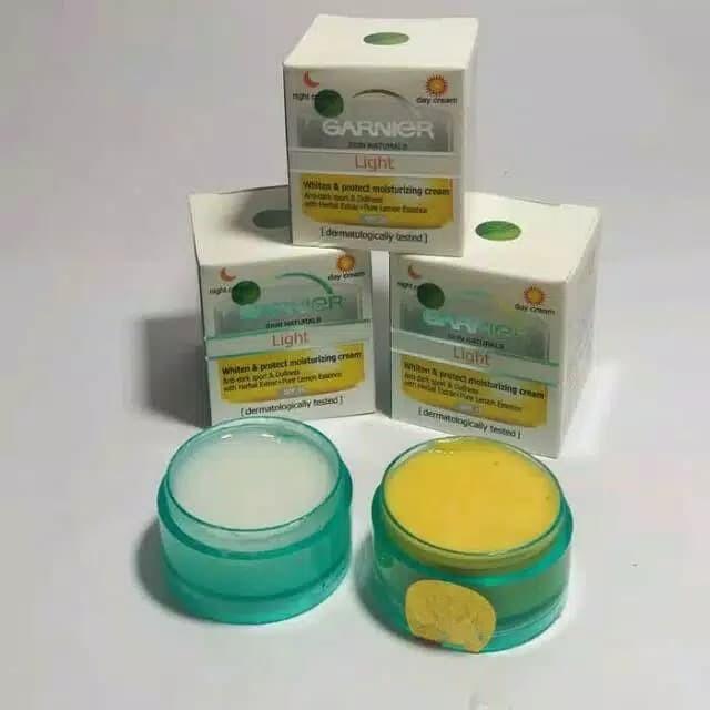 Cream Garnier Susun Siang&Malam Cream (Harga 12 pcs)