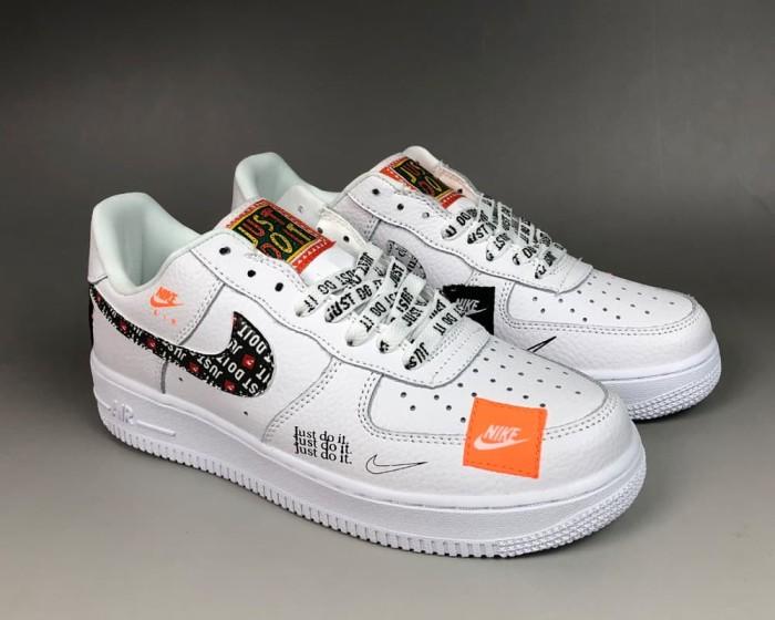 more photos 597a9 d915e Jual Sepatu Nike AIr Force 1 Low Just Do It Premium Original - DKI Jakarta  - A&Z_Shop | Tokopedia