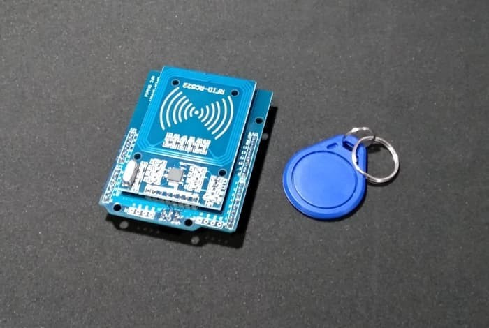 Jual Arduino NFC Shield RFID RC522 - Kota Bandung - rytech bandung |  Tokopedia