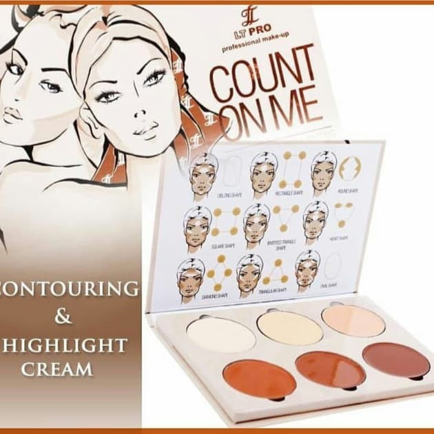Foto Produk LT PRO countouring & highlight cream dari radilla shop1