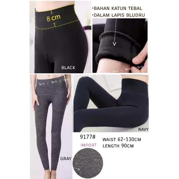 Jual Celana Thick Legging Fen Bahan Jamin Bagus Dan Tebal Fit S Xxxl Hitam Jakarta Timur Megumi Store Tokopedia