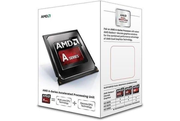 Promo AMD A4 6300 Richland Dual Core 3 7GHz 3 9GHz Turbo Socket FM2