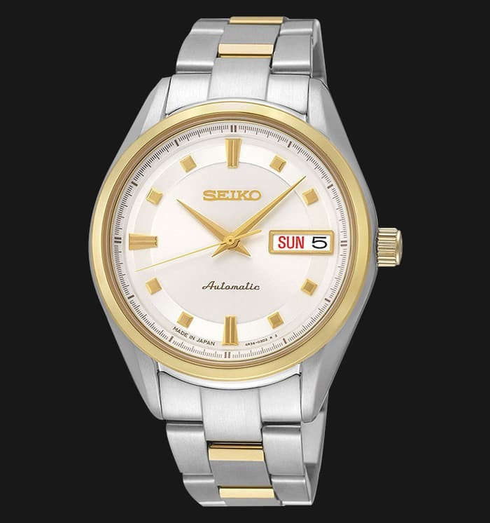 jam tangan wanita Seiko original SRP894J1 (quicksilver ac swiss army)