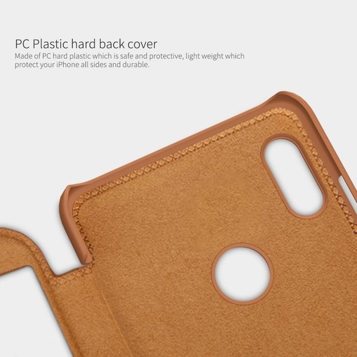 cd4b4e35f170b Jual Terbaik Redmi note 5 pro case 5.99 NILLKIN Vintage PU leather ...