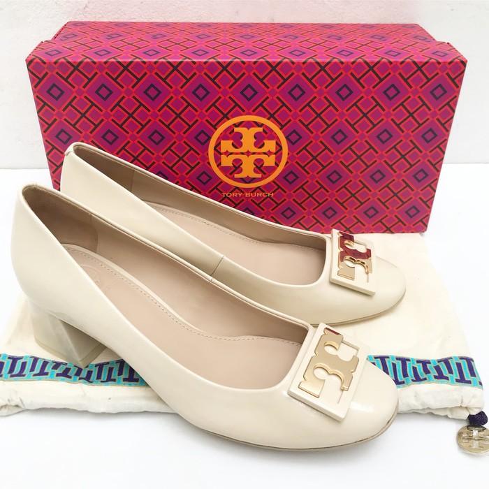 90d35ac8b972 Jual chika heels tory burch gigi pump 5 cm ORIGINAL shoes from US ...