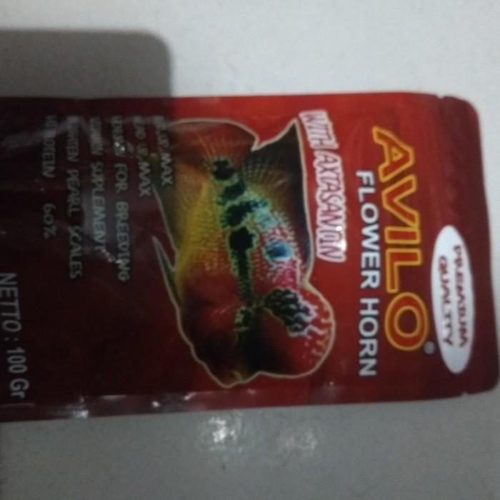 harga Makanan ikan louhan lohan avilo 100 gr uk 2 mm Tokopedia.com