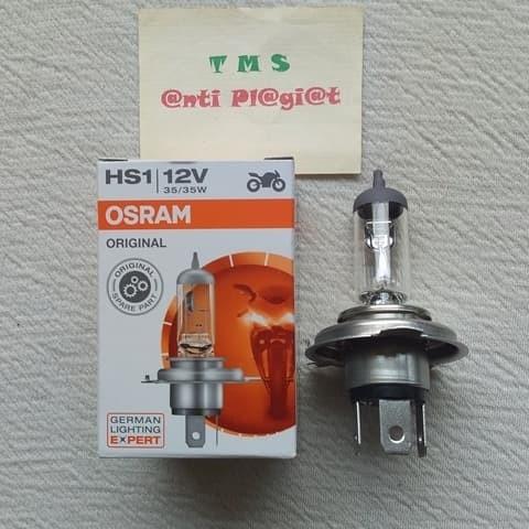 harga Lampu depan vixion standar osram hs1 h4 12v 35/35w Tokopedia.com