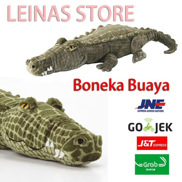 harga Boneka buaya / boneka lucu / crocodile doll / aligator doll Tokopedia.com