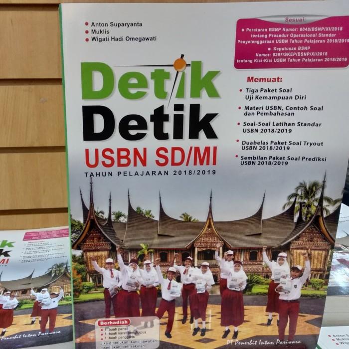 Buku detik detik un usbn sd mi 2018/2019