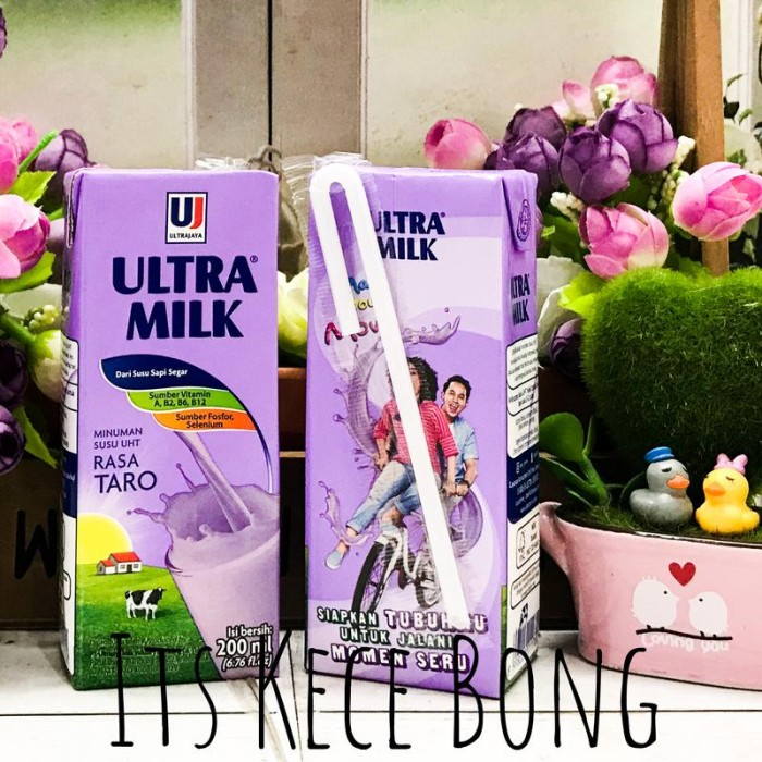 Info Susu Ultra Milk 200 Ml Travelbon.com