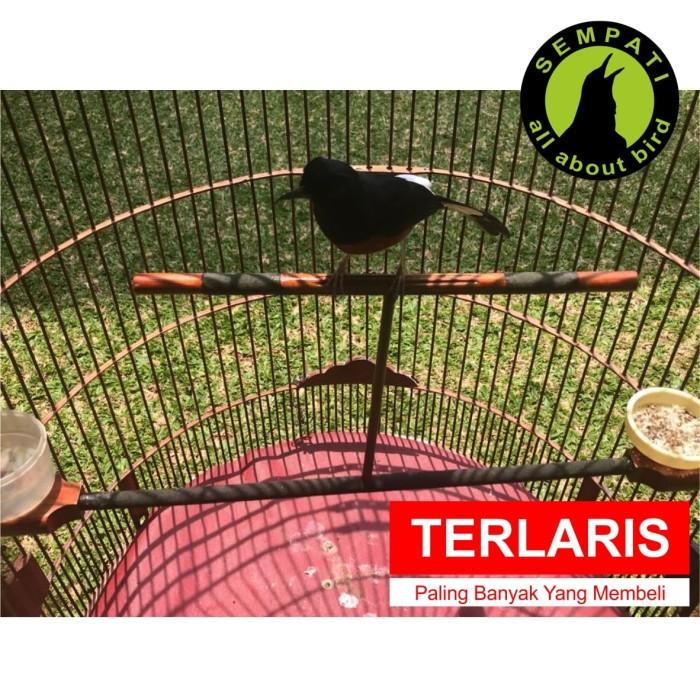 harga Tangkringan sangkar burung murai t sempati Tokopedia.com