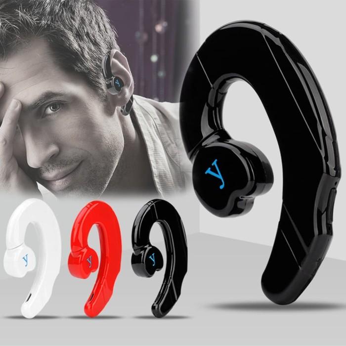 Jual Y 01 Headset Bluetooth Model Kait Telinga Deng Jakarta Barat Importirgncorp Dot Com Tokopedia