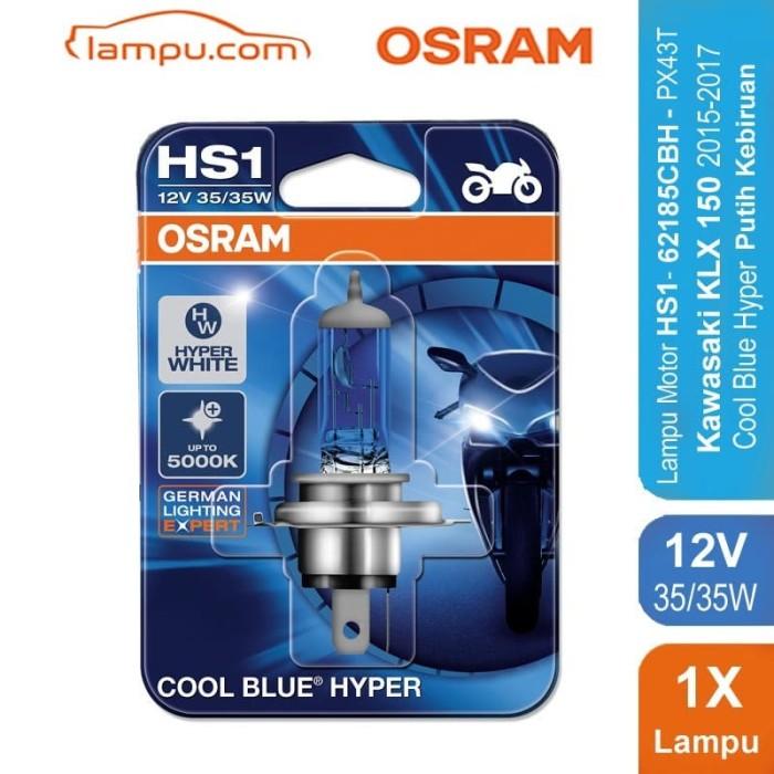 harga Osram lampu motor kawasaki klx 150 2015-2017 - hs1 62185cbh Tokopedia.com