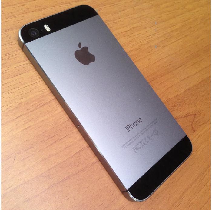 HP Second iPhone 5S - 4G Grey 16GB Ex iBox Original Resmi Indonesia 6c48ea27af